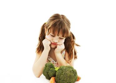 子供と野菜